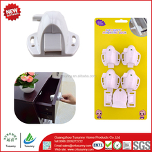 OEM Magnetic baby child kids safety latch Magnetic Locking System drawer cabinet cupboard magnetic lock with key