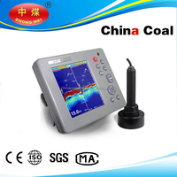 "Portable 5.7"" Color LCD Fish Finder HF-620 Echo Sounder"