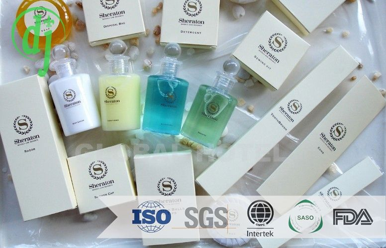 paper sachet moisture body lotion /natural extended additive toothbrush and toothpaste inside hotel amenities