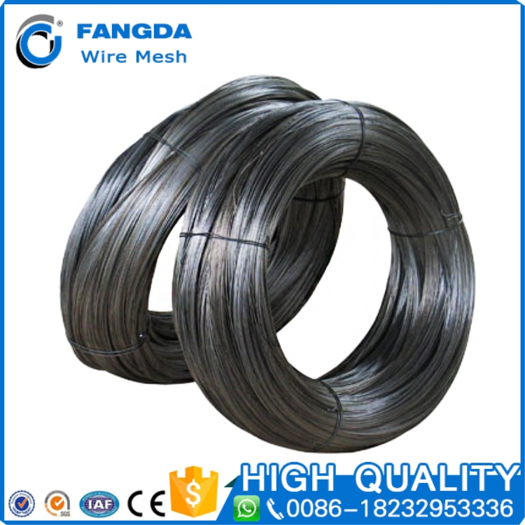 Hot selling direct price High Tensile Strength 18 gauge black annealed wire