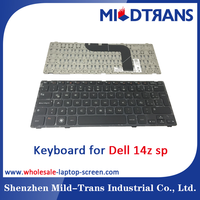 SP Laptop Keyboard for Dell 14Z