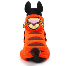 Queena Wholesale Pet Clothes Cute Party Dress up Dog Winter Clothing