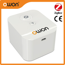 small sized wireless ZigBee Wifi smart home automation gateway