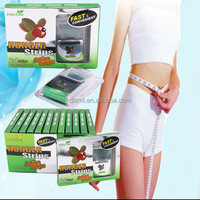 top quality slimming fast guarana magnetic hunger strips