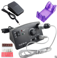 2016 hot sale 35000 rpm electric manicure nail drill machine made in japan