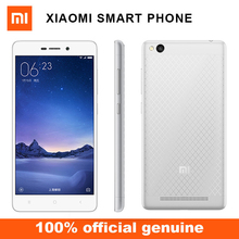 Xiaomi Redmi 3 Recording Definition 1080P 5.0 inch FHD Screen cell phone mobile