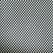 tulle mesh fabric for sportswear in lycra material