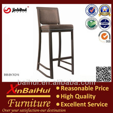 BH-BC8291 Cheap metal industrial bar stools/ metal bar stool high chair/ Bar Chair