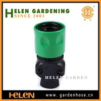 water hose quick connector brass garden hose swivel connector