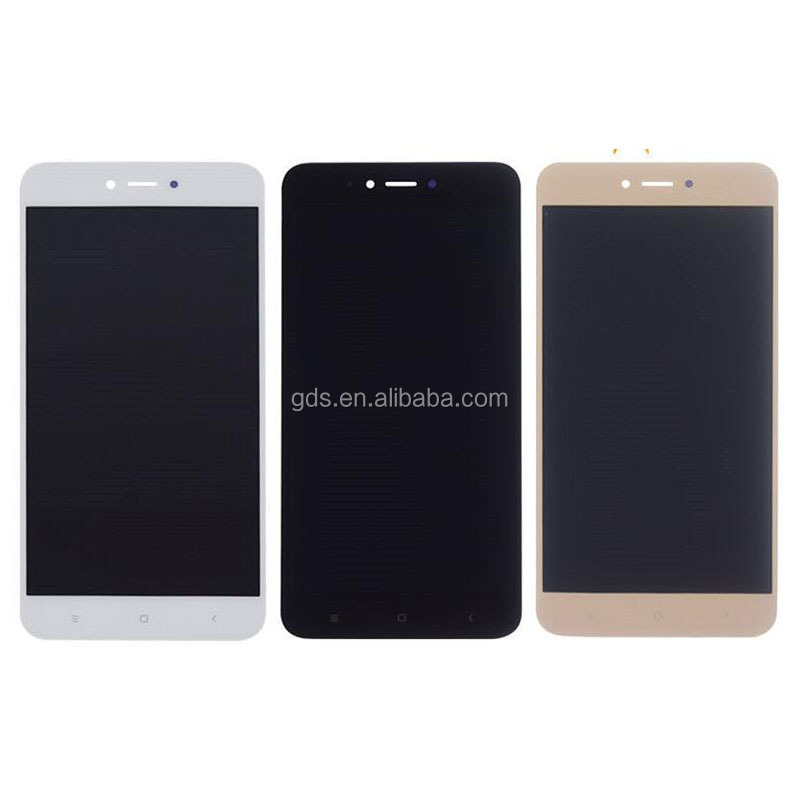 "Mobile phone Lcd Digitizer replacement For 5.5."" Xiaomi Redmi Note 5A Screens"