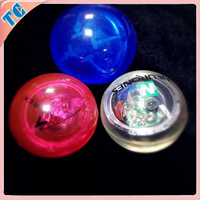 whoesale Rubber Bounce Ball, super Bouncing Ball with flashing light
