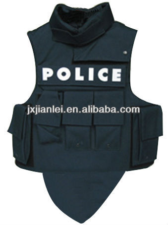 Full Body Armor Kevlar Bulletproof Jacket/PE Full body Bullet Proof Jacket/Anti Ballistic Vest with groin protection