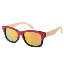 2018 new year glasses wood sunglasses <strong>bamboo</strong> (SWTP0129)