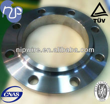 Carbon Steel Flange ISO9001:2008, AD2000 W1 W9 CERTIFICATED BY TUV