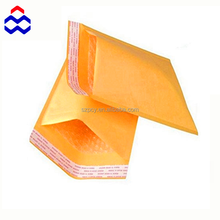 Factory Wholesale Printed A4/A5 Size Adhesive Brown Paper Jiffy Bag/ Padded Kraft Bubble Envelope
