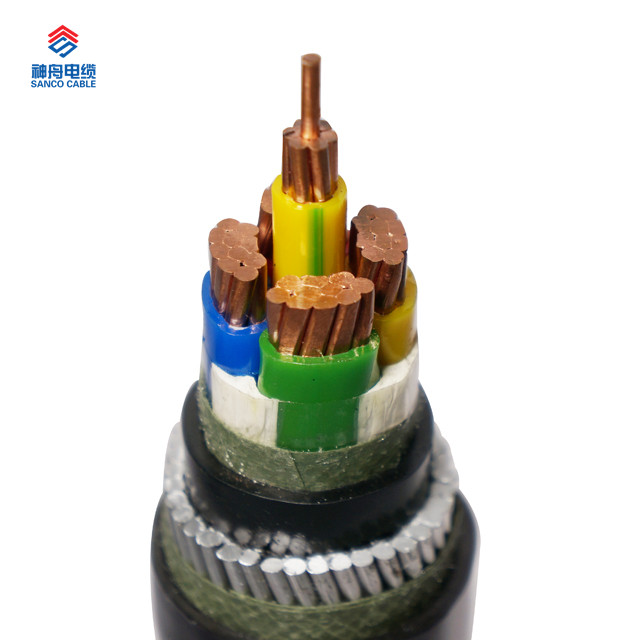 XLPE Insulated Flame Retardant Shipboard Power cable Marine Cable