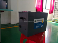 High rate 48 V vehicle battery pack Li-ion storage system, power battery