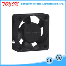 toyon 5v 12v 1 inch micro brushless dc cooling fan