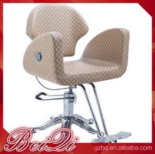 Purple Salon Styling Chairs Orbit Salon Furniture Barber Chair for Children Wholesale Barber Chair