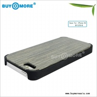 High good quality wooden case for iPhone 5C, for iphone 5c wood cases, new wooden bamboo case