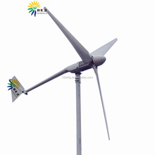 24v 48v 1.5kw wind turbine off grid system