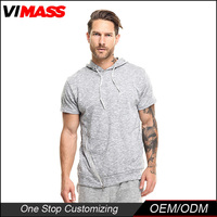New design OEM custom print cotton 95 cotton /5 elastane 100% pima cotton blank t-shirt
