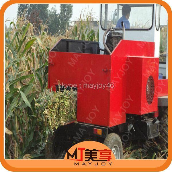 pine straw baler machine