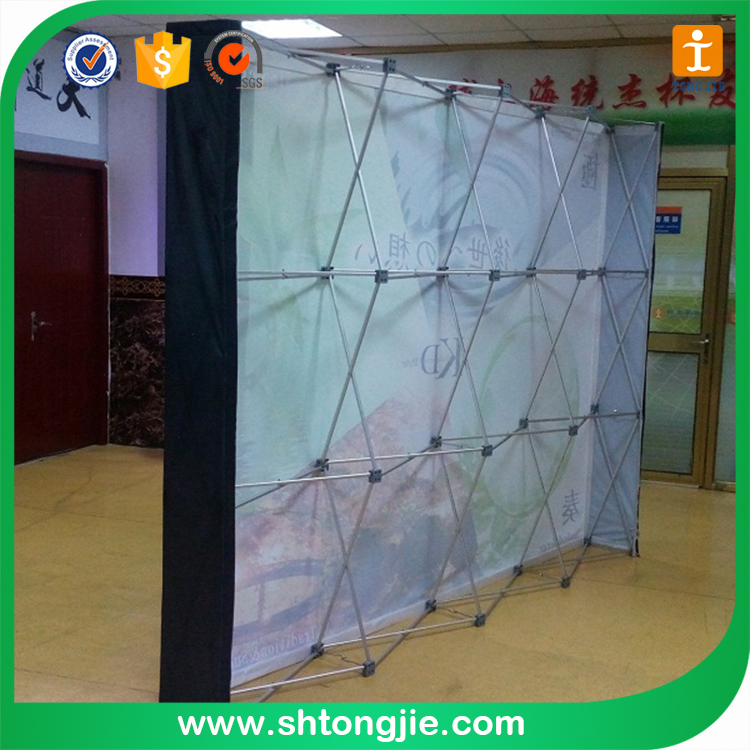 FACTORY PRICE cheap custom pop up show display for trade show