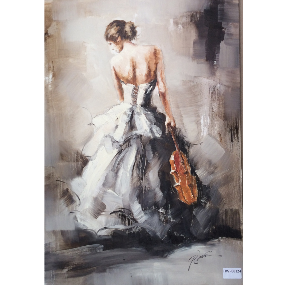 Home Goods Sexy Pictures Art Oil Painting Picture Nude On Canvas