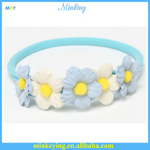 Baby Hair Band Headband,Baby Flower Hairband Elastic Hairband Girls,High Quality Baby Hair Accessories