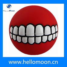 Excellent Quality Factory Price Wholesale Ball With Teeth Dog Toy