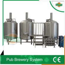 mash tun/whirlpool/stainless steel /copper brew kettle