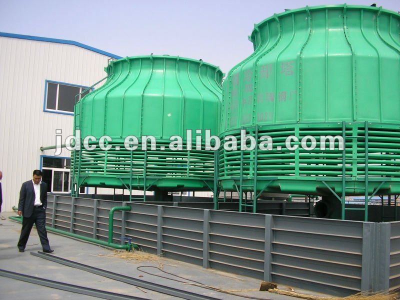Light Steel Structure Buildings cooling tower