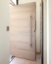 Italian Style Contemporary Main Entrance Wooden Doors