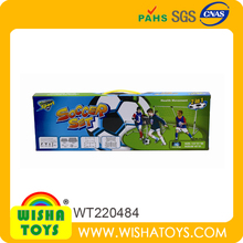 Wholesale 2 In 1 Sport Toy Football Gate Kids Soccer Players Set Toy