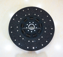 High Quality 420mm Clutch Pressure Plate For Truck Clutch Facing Size