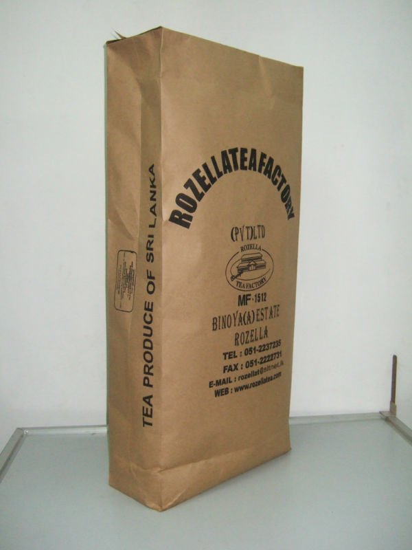 Multiwall Rigid Sack