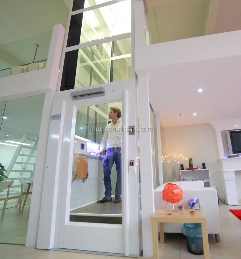 Home Elevators Prices - 320kg home lift low home elevator prices