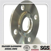 ANSI B16.5 black iron pipe flange