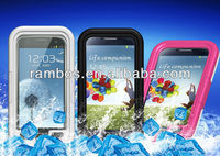 Shockproof for Samsung Galaxy S4 S3 Waterproof Case Protective cover