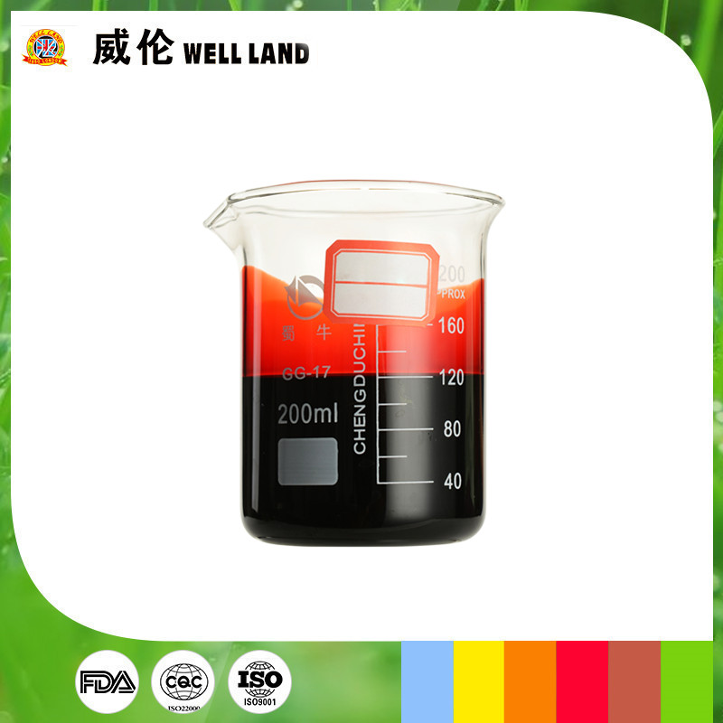 Nature compound monascus red colour food pigment on baking food