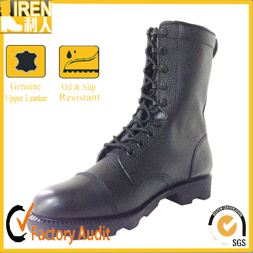 Professional comfortable military boot with low price