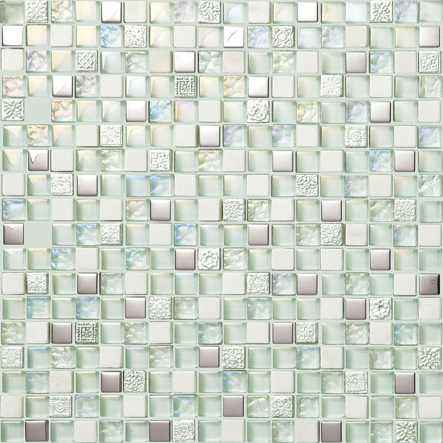 cheap price house plan design digital ceramic crystal tile mosaic