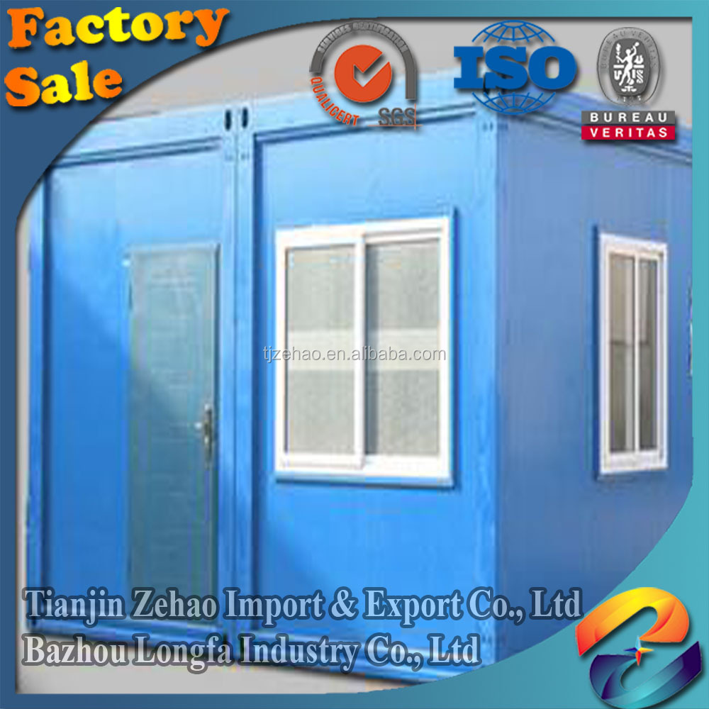 PTH prefabricated steel kiosks