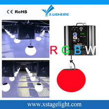 China supplier Stage equipment led kinetic lights ,kinetic lighting system ,full color disco ball