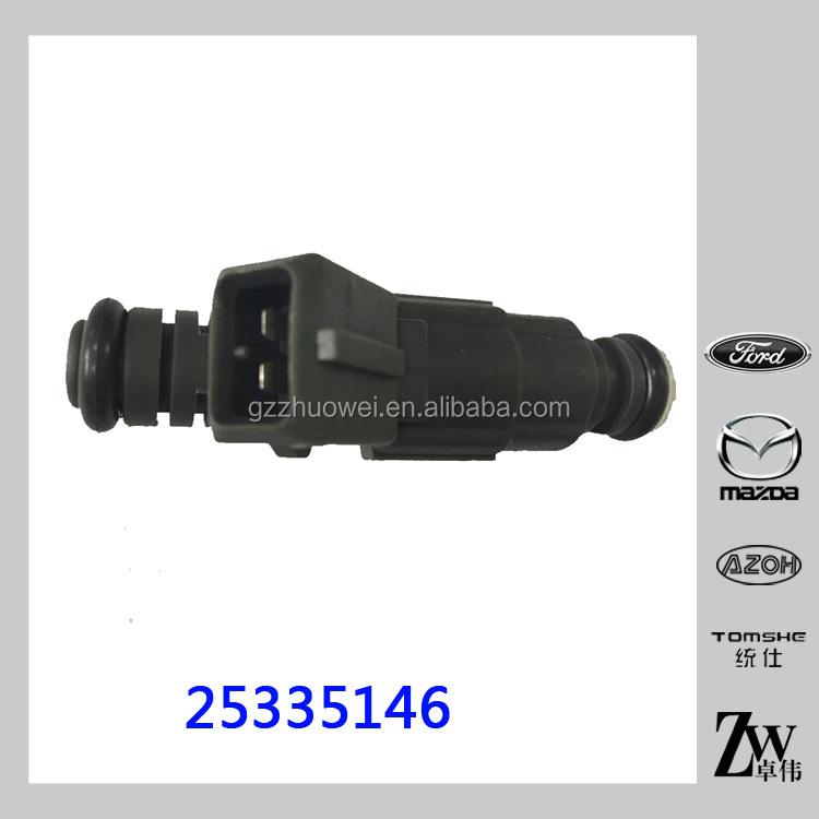 Electric Cars Parts Fuel Injector for Kinds of Auto Model 25335146