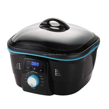 Easily Cleaned 8 in 1 Square Magic Multi cooker