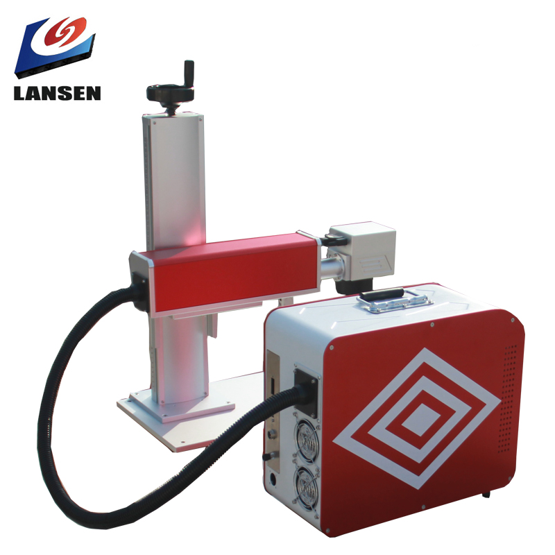 <strong>Q</strong>- Switch Laser engraving printing marking machine with 20W Raycus