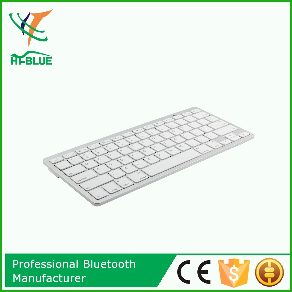 wireless bluetooth keyboard with touchpad for ipad/iphone swedish
