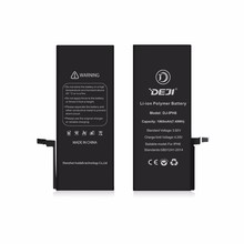 High quality for 1810 mah iphone 6 6 plus 6S 6S plus 5 5S 7 7plus 0 cycle battery for iphone 6